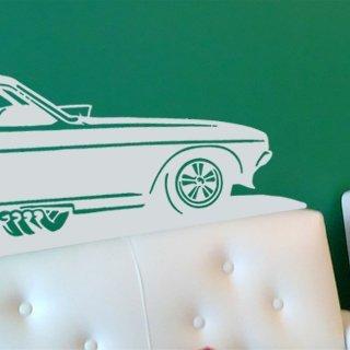 Samolepka na zeď Auto 021 - 190x60 cm
