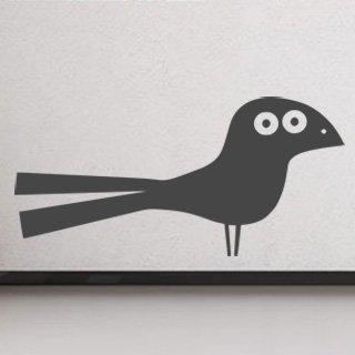 Nálepka na zeď Pták 019 - 249x120 cm