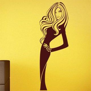 Samolepka Žena 032 - 60x186 cm