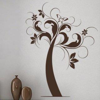 Samolepící dekorace Strom 071 - 100x132 cm