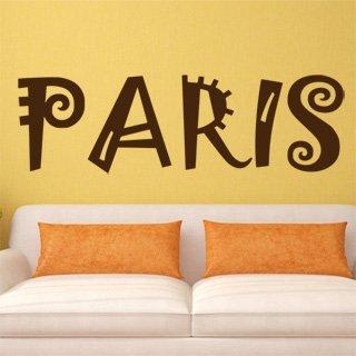 Samolepka Paříž 010 - 200x60 cm