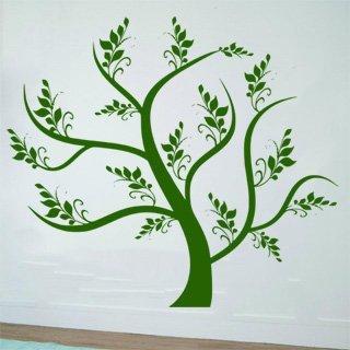 Samolepící dekorace Strom 042 - 120x105 cm