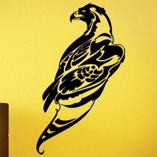 Samolepka na stěnu Orel 008 - 120x205 cm