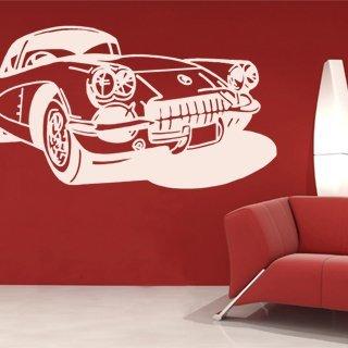 Nálepka na zeď Auto 001 - 185x100 cm
