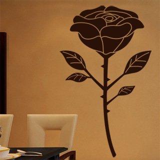 Samolepka na zeď Růže 015 - 60x99 cm