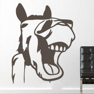 Samolepka na zeď Kůň 010 - 60x76 cm