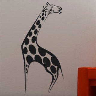 Samolepka na stěnu Žirafa 003 - 120x263 cm