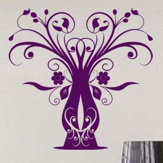 Samolepící dekorace Strom 047 - 122x120 cm