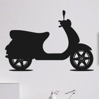 Samolepka Motorka 023 - 116x80 cm