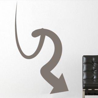 Samolepka Šipka 031 - 70x120 cm