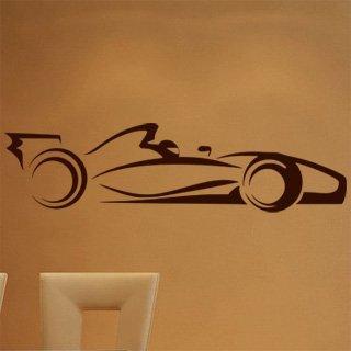 Samolepící dekorace Auto 038 - 310x80 cm
