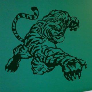Samolepka na zeď Tygr 002 - 100x105 cm