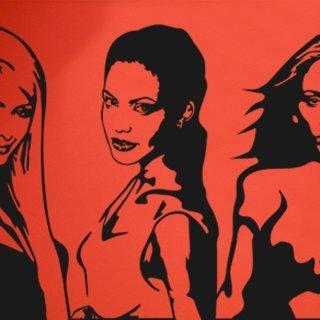 Samolepka na stěnu Celebrity 001 - 324x120 cm