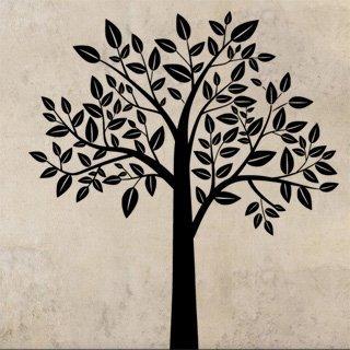 Samolepící dekorace Strom 0218 - 120x131 cm