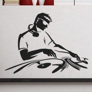 Samolepka DJ 002 - 111x80 cm