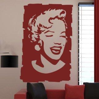 Samolepka Marylin Monroe 002 - 80x120 cm