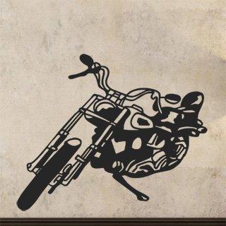 Nálepka na zeď Motorka 001 - 147x120 cm