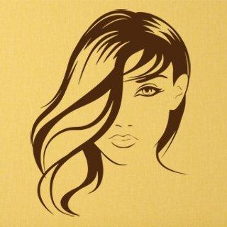 Samolepka Žena 024 - 80x104 cm
