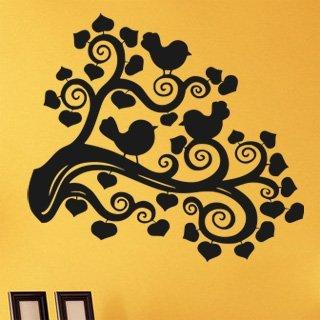 Samolepící dekorace Strom 013 - 112x100 cm
