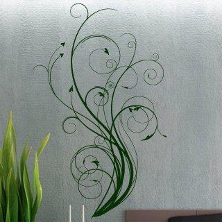 Samolepící dekorace Výhonky 007 - 120x190 cm