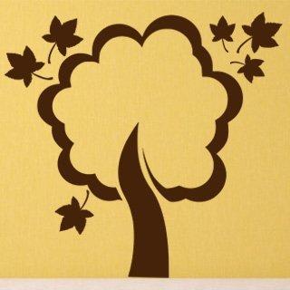 Samolepící dekorace Strom 044 - 120x115 cm