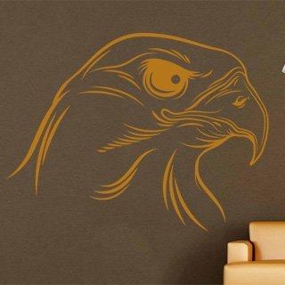 Samolepící dekorace Pták 003 - 120x91 cm