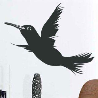 Nálepka na zeď Pták 004 - 127x100 cm