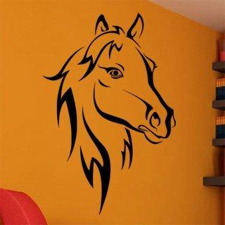 Samolepka Kůň 011 - 80x121 cm