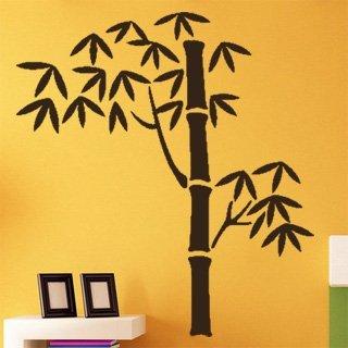 Samolepka na zeď Bambus 006 - 60x65 cm