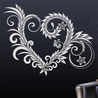 Samolepící dekorace Srdce 004 - 149x120 cm