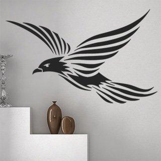 Samolepka na zeď Pták 001 - 96x60 cm