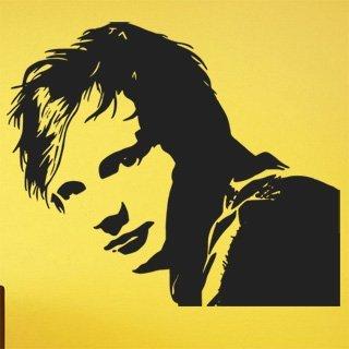Samolepka Ed Sheeran 1347 - 141x120cm