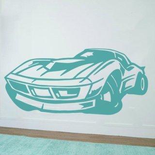 Samolepící dekorace Auto 016 - 212x100 cm
