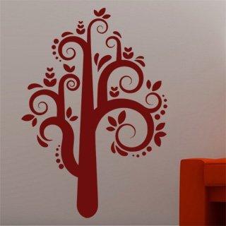Samolepka na zeď Strom 026 - 84x120 cm