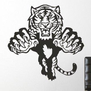 Samolepka Tygr 003 - 100x100 cm