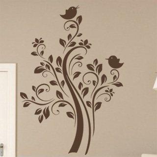 Samolepící dekorace Strom 069 - 100x145 cm