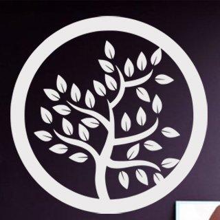 Samolepící dekorace Strom 051 - 100x100 cm