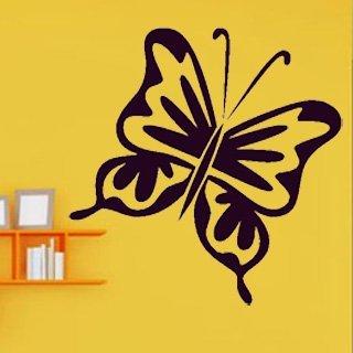 Samolepící dekorace Motýl 005 - 100x100 cm