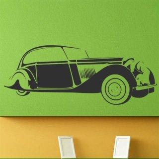 Samolepící dekorace Auto 036 - 209x80 cm