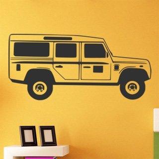 Samolepící dekorace Auto 054 - 172x80 cm