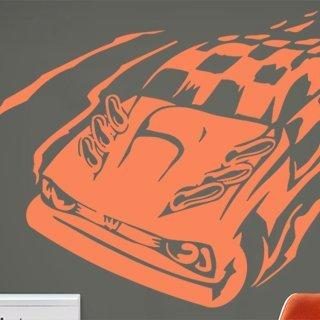 Samolepka Auto 022 - 125x80 cm
