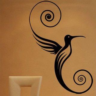 Samolepka Kolibřík 001 - 82x120 cm