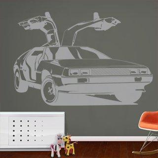Samolepka na zeď Auto 009 - 90x60 cm