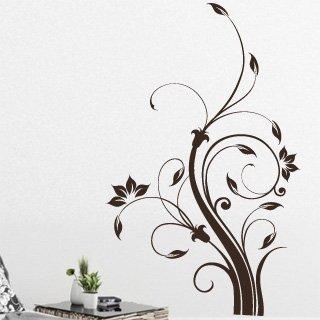 Samolepící dekorace Rostlina 007 - 80x129 cm