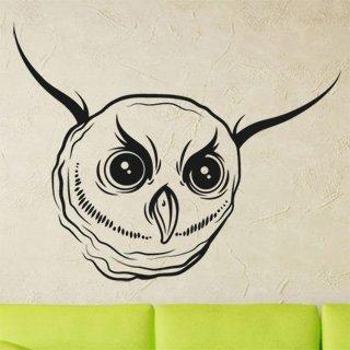 Nálepka na zeď Pták 005 - 127x100 cm