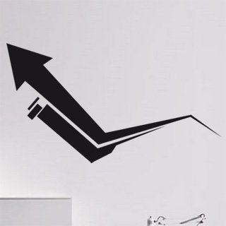 Samolepka Šipka 003 - 120x67 cm