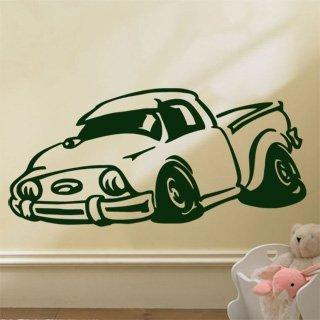 Samolepící dekorace Auto 020 - 217x100 cm