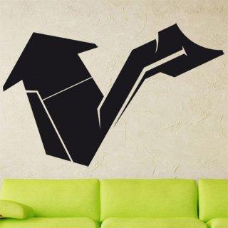 Samolepka na zeď Šipka 001 - 93x60 cm