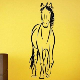 Samolepka Kůň 0332 - 60x180 cm