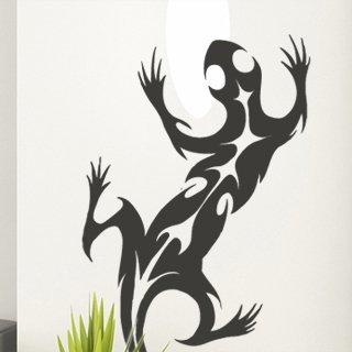 Samolepka na zeď Ještěrka 004 - 55x120 cm